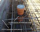 Gyvenamasis namas, pamatų hidroizoliacija, Vilnius 2014 (VOLTEX,WATERSTOP RX101)