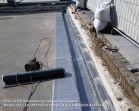 BARCLAYS eksploatuojamo stogo hidroizoliacija, Vilnius 2013 (SWELLLTITE)