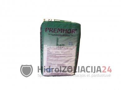 PREMHOR hidrofobinis remontinis mišinys, 1vnt. (25 kg)
