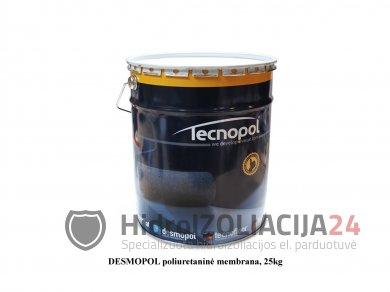 DESMOPOL poliuretaninė membrana, 1 vnt. (25 kg)