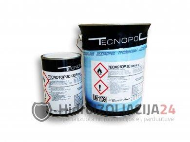 TECNOTOP 2C, apsauginė hidroizoliacinė danga, 1 kompl. 5kg.