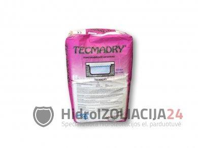 TECMADRY WHITE hidroizoliacinis mišinys,1vnt. (25 kg)