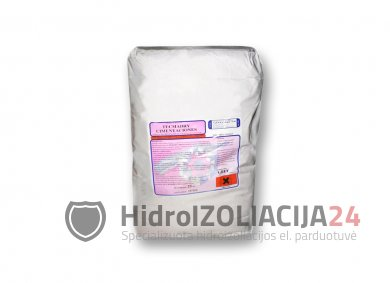 TECMADRY CIMENTACIONES WHITE hidroizoliacinis mišinys pamatams, 1vnt. (25kg)