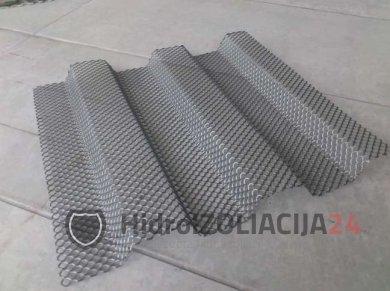 FORMAX liktinis klojinys betonavimui, 1 vnt. (2,25 m2)
