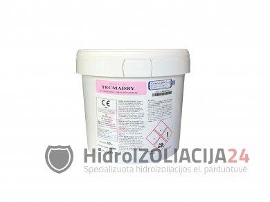 TECMADRY GREY hidroizoliacinis mišinys,1vnt. (10 kg)