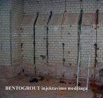 BENTOGROUT injekcija betonui, 1vnt. (25 kg)