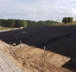 Priešerozinis geotinklas MACMAT19.1, 1 rul. (70 m2)