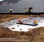 200 g/m2 neaustinė geotekstilė S18NW, 1 rul. (540 m2)