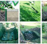 Root Seal šaknims atspari geotekstilė, 1 rul. 1.0 x 50 m (50 m2)